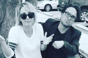Kaley Cuoco and Johnny Galecki Are Amused By 'Secret Fling' Rumors