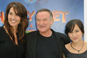 Robin Williams' Widow & Kids Finish Feud Over His Estate
