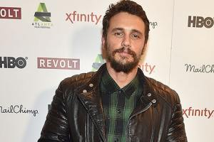 James Franco Couldn't Wait To Show Off New Neck Tattoo Of Emma Watson