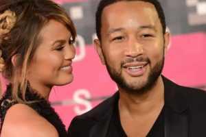 Chrissy Teigen & John Legend Are Proud Parents To Be