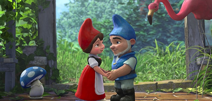 Johnny Depp Slated To Voice 'Sherlock Gnomes' In Animated Sequel To 2011's 'Gnomeo & Juliet'