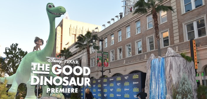DISNEY/PIXAR'S THE GOOD DINOSAUR - Premiere Photos 37