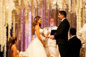 Sofia Vergara And Joe Manganiello Made Their Vows This Weekend