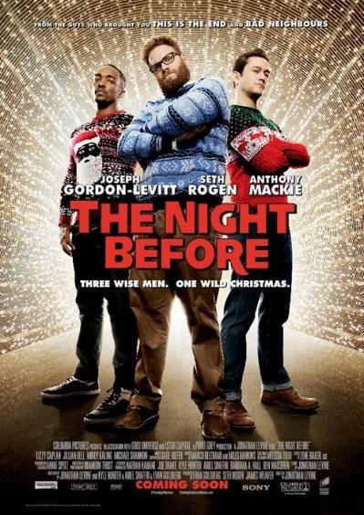 The Night Before - #MiSuerteFeo