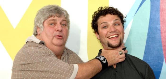 Vincent  Margera AKA Don Vito of The 'Jackass' Series Dead