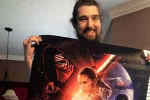 Star Wars Superfan Daniel Fleetwood Passes A Week After His Special 'The Forced Awakening' Screening