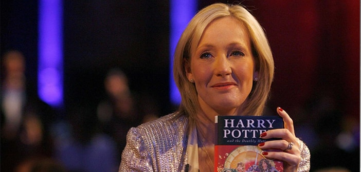 J.K. Rowling Interview  REvelas The Author Is Amidst Writing A New Children's Book