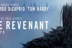 THE REVENANT - A Movie Inspired By True Events Is Coming To You This Holiday Season... 1