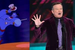 'Aladdin' Genie Outtakes Prevented From Being Used In Sequel By Robin Williams' Will