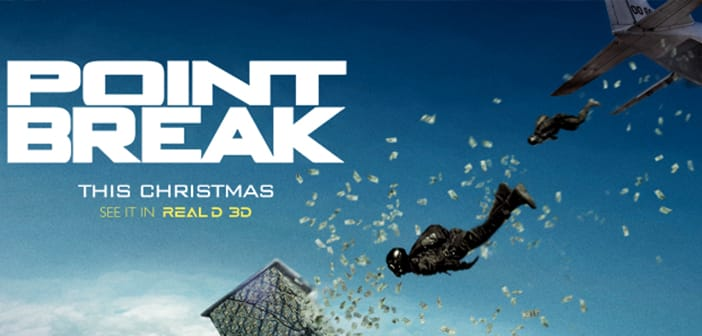 CLOSED--POINT BREAK - Hollywood Movie Money Giveaway