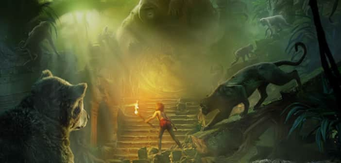 Disney's THE JUNGLE BOOK - Living Poster Release!