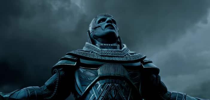 X-MEN: APOCALYPSE - First Official Poster & Trailer 2