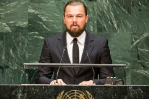 Leonardo Dicaprio Gives $15 Million To Fight For The Disbandment Of Fossil Fuels