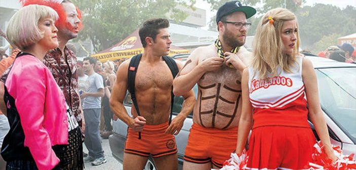 Check Out The Teaser Poster For NEIGHBORS 2: SORORITY RISING 2