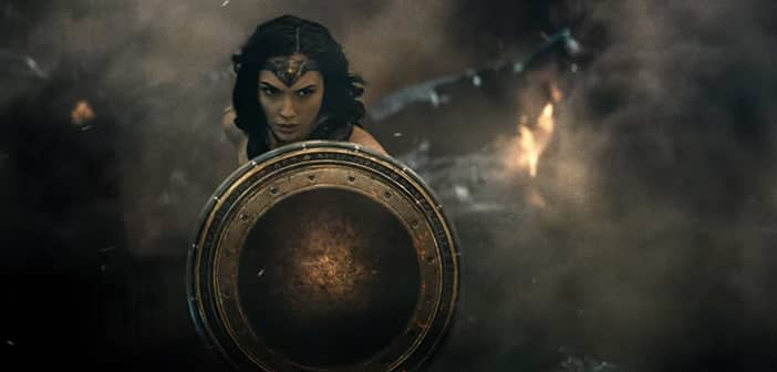 First Look At 2017's WONDER WOMAN Standalone Film