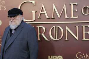 George RR Martin Touched By Overwhelming Support From Fans After Missed Game of Thrones Deadline