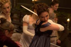 Pride and Prejudice and Zombies - New Poster! 2