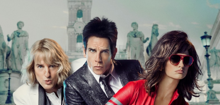 CLOSED--ZOOLANDER 2 - Advanced Screening Giveaway