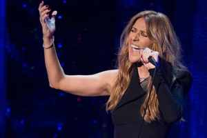 Celine Dion Returns To Las Vegas Stage For The First Time Since Her Husband Died