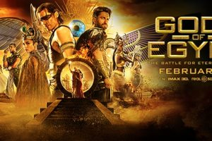 CLOSED–GODS OF EGYPT - Advanced Screening Giveaway - MIAMI 2