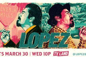 "Sneak Peek Video For ""LOPEZ"" - George Lopez's new show on TV Land!"