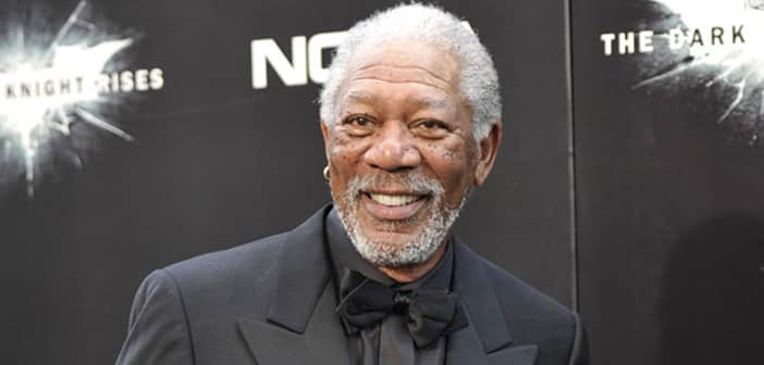 Morgan Freeman Is Your New Voice For Getting Driving Directions