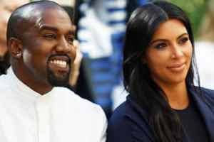 Kim Kardashian-West Shares First Official Photo Of Son Saint West 2