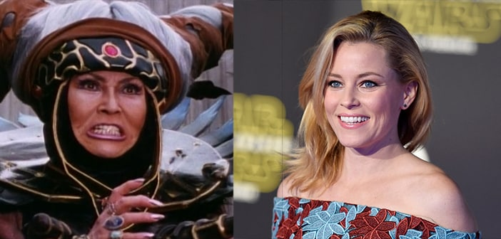 "Elizabeth Banks Set To Play The Villain Rita Repulsa In New ""POWER RANGERS"" Movie"