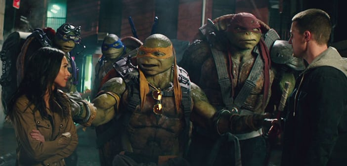 TEENAGE MUTANT NINJA TURTLES: OUT OF THE SHADOWS - New Big Game Spot!