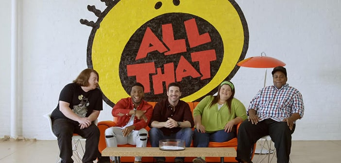 Nickelodeon Debuts Announcement For 'All That' Reunion Event