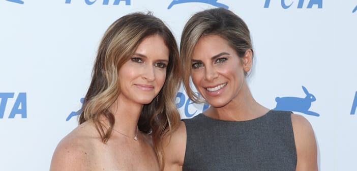 'Just Jillian' Finale Was More Than Memorable When Host Jillian Michaels Proposed To Partner Heidi Rhoades