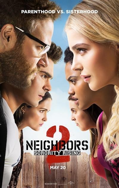 Neighbors 2 Sorority Rising NEW POSTER