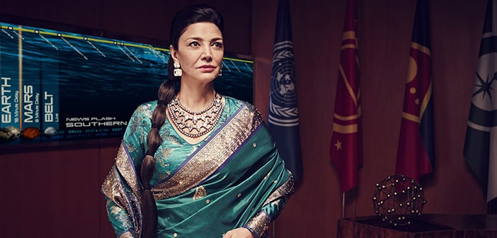 Shohreh Aghdashloo Comes Aboard To Join 'Star Trek Beyond' Cast