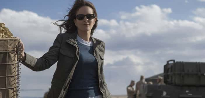 WHISKEY TANGO FOXTROT - New Clips & Featurette Now Available!