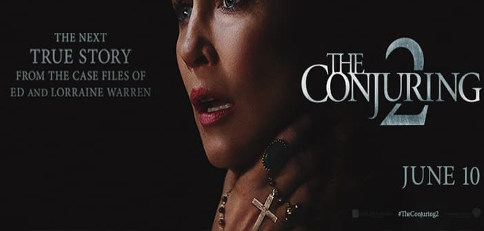 THE CONJURING + LIGHTS OUT - NEW TRAILERS 1