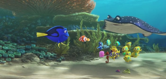 """Disney&Pixar's """"Finding Dory"""" Reveals Full Character And Voice Talent Roster 9"""