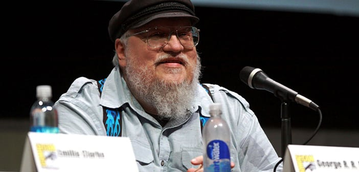 George R. R. Martin Is Grateful To Improperly Informed Fans Who Had Heard Of His Death