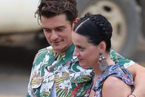 "Reports  Of Orlando Bloom And Katy Perry Are ""Officially"" Dating Are Springing Up Al Over The Internet"