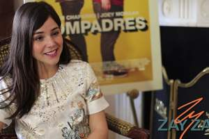 COMPADRES - Interview With Camila Sodi