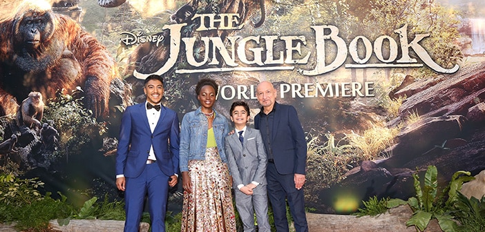DISNEY'S THE JUNGLE BOOK - See Images From The World Premiere 111