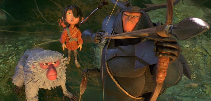 KUBO AND THE TWO STRINGS - Just Released Trailer 1