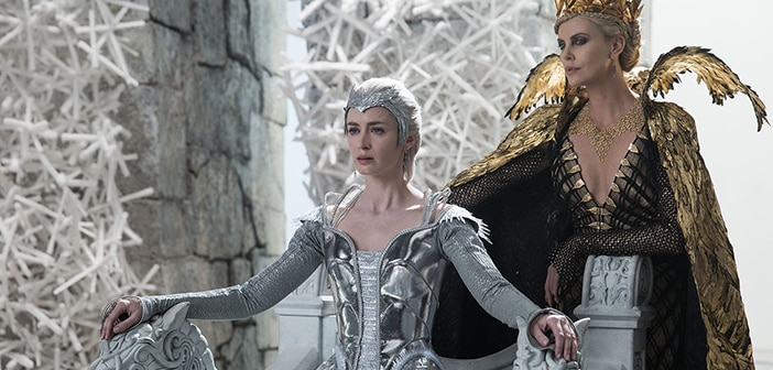 The Huntsman Winters War Fails To Win Weekend Box Office As The Jungle Book Retain Reign For 2nd Straight Week