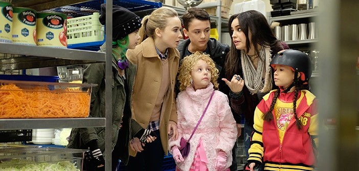 ADVENTURES IN BABYSITTING - Premieres JUNE 24th On Disney Channel 6