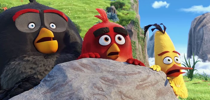 THE ANGRY BIRDS MOVIE - Demi Lovato Annouces New Track To Be Released In May