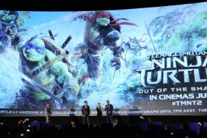 TEENAGE MUTANT NINJA TURTLES: OUT OF THE SHADOWS - AUSTRALIAN TOUR 47
