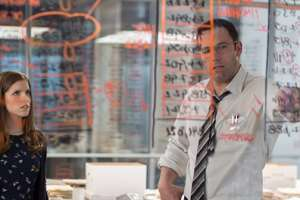THE ACCOUNTANT - TRAILER DEBUT