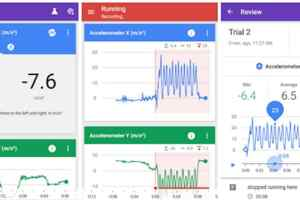 Google's 'Science Journal' App Turns Your Phone Into A Full Feature Journal Your Record All Your Statistical And Note Taking Needs