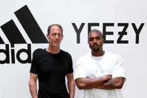 Adidas & Kanye West Make Deal To Take Over As #1 In Sports Fashion