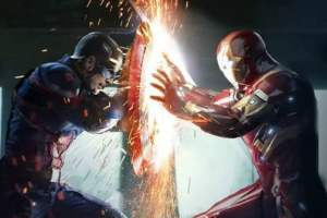CAPTAIN AMERICA: CIVIL WAR Blu-ray out Sept. 13 2