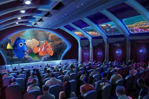 """FINDING DORY"" Welcomes Low-Vision and Blind Audiences to the Movie Theater for Groundbreaking Experience 1"